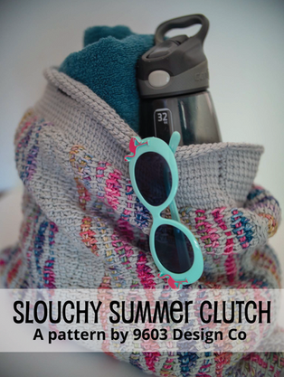 The Slouchy Summer Clutch