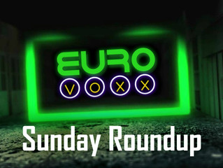 VOXXNEWS WEEKLY ~ Eurovision  News Round Up