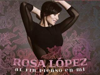 "Europe's Celebrating As Rosa Releases Her New Single ""Al Fin Pienso En Mi"""