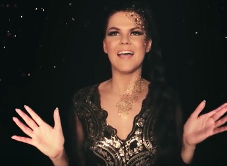 Finland   Eurovision's Saara Aalto All Set For Dancing On Ice 2019