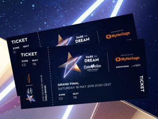 Israel    KAN Suspends Ticket Sales For The Eurovision Song Contest 2019