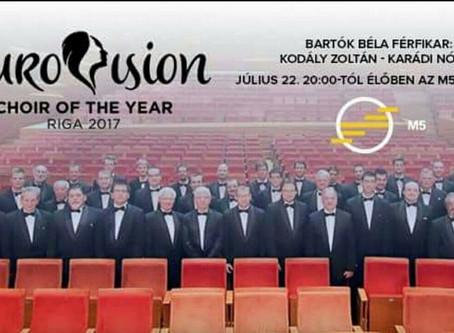 Eurovision Choir Of The Year ~ Hungary