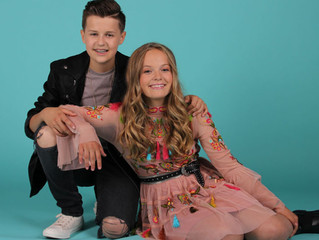 JESC 2018 | Max And Anne Will Represent the Netherlands At The Junior Eurovision Song Contest