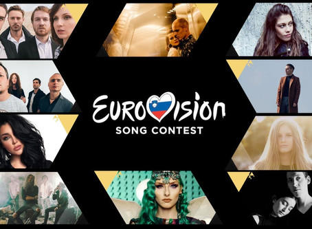 Slovenia |  The Running Order For EMA 2019 Has Been Revealed