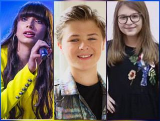 JESC 2019 |  A Weekend Of Winners As Poland, The Netherlands, And Albania Have Decided.