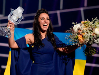 Ukraine and the bumpy road to Eurovision