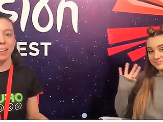 Eurovoxx Talks To Mina Blazev From F.Y.R. Macedonia