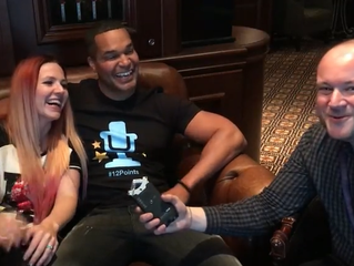 Eurovoxx interviews the Queen of Eurovision Valentina Monetta and Jimmie Wilson