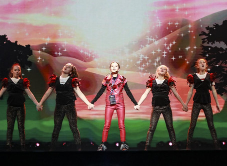 Jesc 2018 | 'Amazing, Special, And Doing Our Bit' - That is Manw From Wales