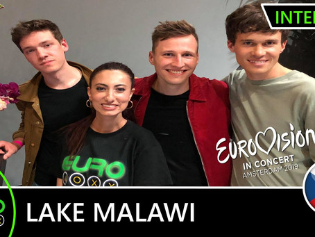 Czech Republic | 'We All Have To Be Naked'.  Eurovoxx Talks To Lake Malawi