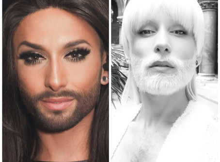Conchita Dazzles With Her New Look