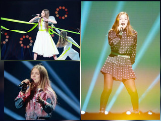 JESC 2018 | Day 2: The First Rehearsals Continue - Part 2