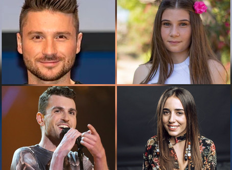 ESC 2019    Who's In The One Million Club?
