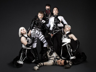 Iceland |  Hatari Win Music Award Ahead Of Eurovision Performance