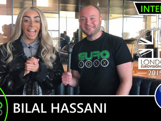 France |  'It Is Just Going To Be A Magical Moment' - Eurovoxx Talks To Bilal Hassani