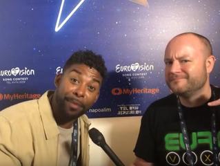 Sweden |  'It Felt So Amazing' As Eurovoxx Talks To John Lundvik
