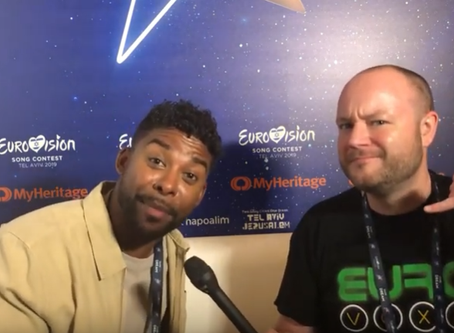 Sweden |  'It Felt So Amazing' As Eurovoxx Talks To John Lundvik