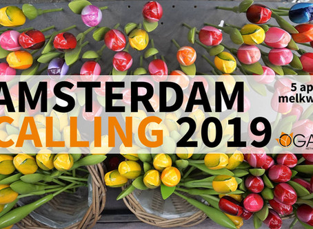 Netherlands |  'This Is Amsterdam Calling - Are You There'?
