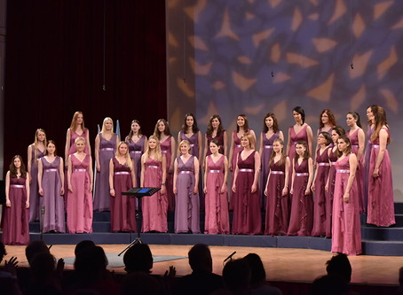 Slovenia Win The First Ever Eurovision Choir Of The Year.