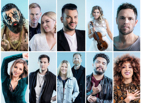Norway |  Melodi Grand Prix 2019 Running Order Revealed