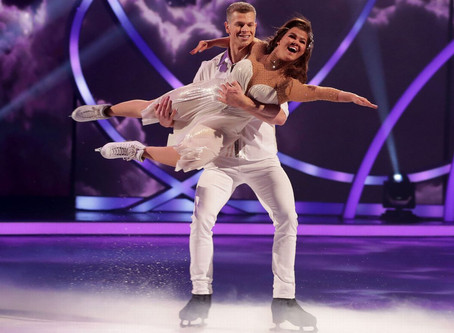 Finland |  Saara Aalto Finishes Third On Dancing On Ice