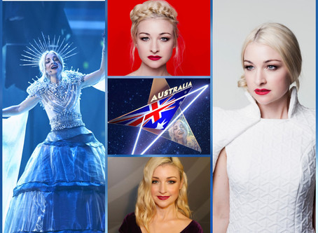 Australia |  Meet Kate Miller-Heidke From Autralia