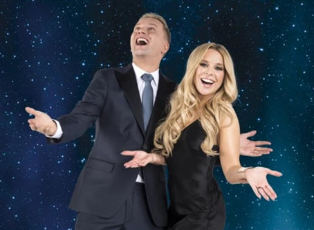 Finland |  Krista Siegfrids Joins Mikko Silvennoinen To Commentate For Finland At Eurovision 2019