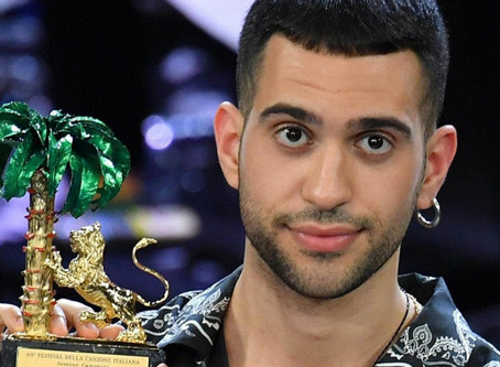 Italy |  'Soldi' Reaches Double Platinum For Mahmood