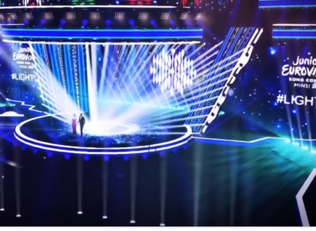 JESC 2018 |  Stage Is Set, Rehearsals Begin, And A Spectacular Opening Ceremony Is Promised