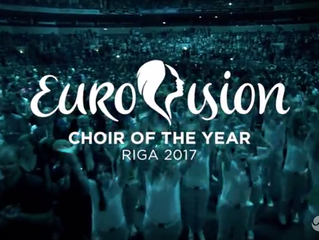 The Eurovision Choir of the Year 2017.... Coming Soon.