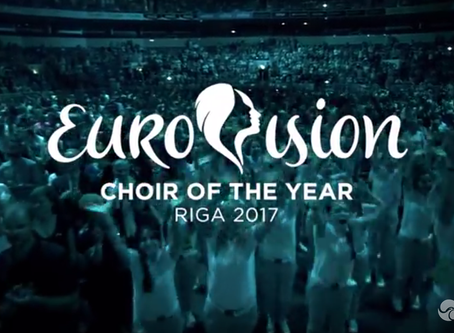 Eurovision Choir Of The Year Tonight!!!