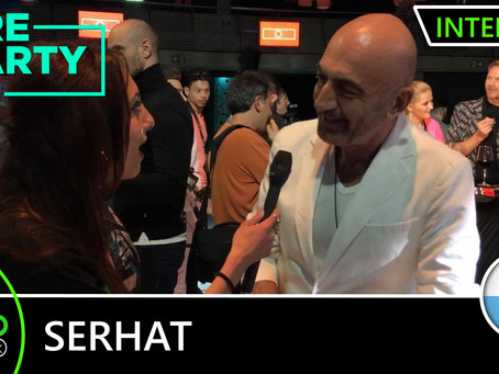 San Marino |  Find Out What Happened To Serhat's Famous Hat As He Talks To Eurovoxx