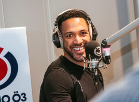 """Cesár Sampson To Sing """"Nobody But You"""" in Lisbon"""