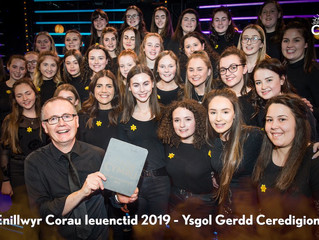 Wales |  Ysgol Gerdd Ceredigion Will Represent Wales At The Eurovision Choir Of The Year 2019