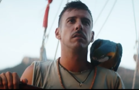 NEW SINGLE| Francesco Gabbani Is Back With His New Song Pachidermi E Pappagalli