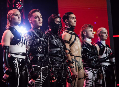 Iceland |  Hatari Are Back! Mun Sigra Will Prevail!