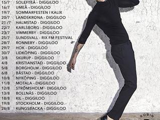 Robin Bengtsson Has Announced His Tour Dates.
