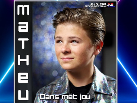 Netherlands |  'Dans Met Jou' As The First Song From The Dutch Junior Eurovision Pre-Selecti