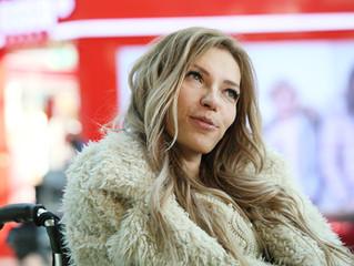 Yulia Samoilova's Flame Is Still Burning