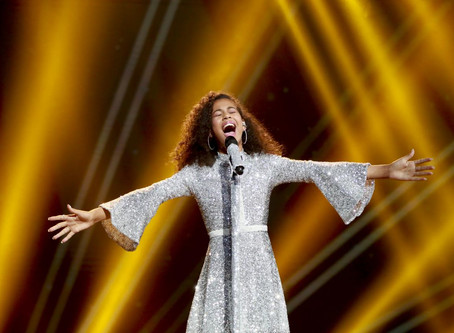 JESC 2018 |  Jael Shows That She Is A 'Champion' After The Second Rehearsal