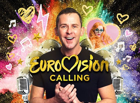 United Kingdom |  Scott Mills To Host Weekly Eurovision Podcast