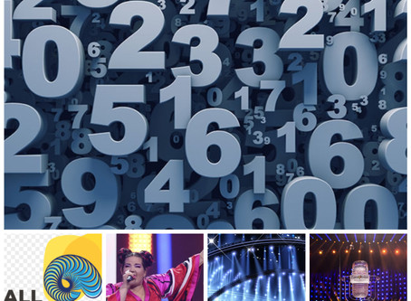 The Eurovision Song Contest 2018 In Numbers And Facts.