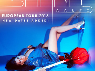 Saara Aalto To Take Europe By Storm As She Announces European Tour