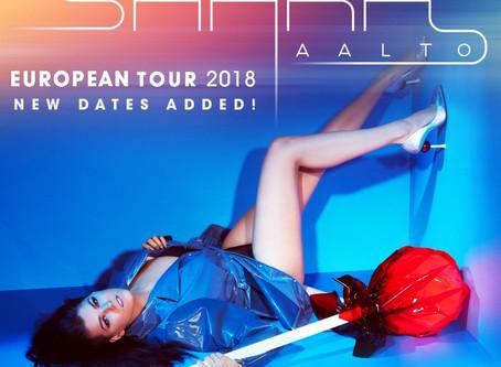 Saara Aalto To Take Europe By Storm As She Announces European Tour