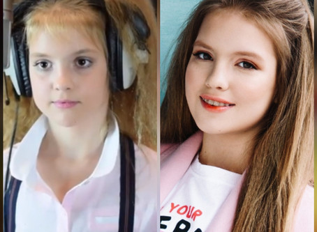 JESC 2018 |  Meet Anna Filipchuk From Russia