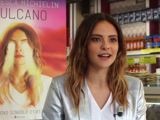 """Francesca Michielin Shakes It Up With Her New Song """"Vulcano"""""""