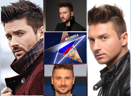 Russia |  Meet Sergey Lazarev From Russia