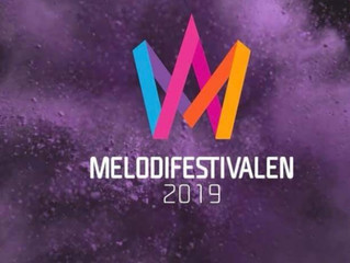 Sweden |  2295 Songs Submitted For Melodifestivalen 2019