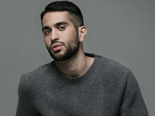 Italy | It's All About The Soldi As Mahmood Takes To The Stage