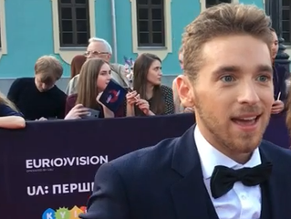 Eurovoxx live at Red Carpet with Belarus, Austria and  Azerbaijan